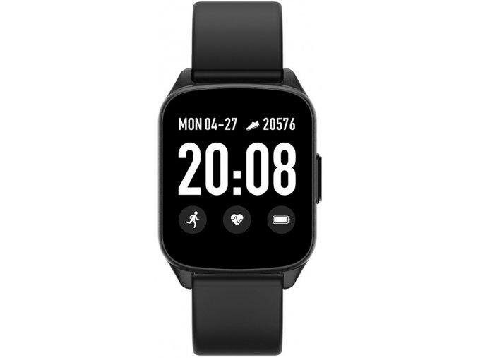 Chytré hodinky RUBICON RNCE42 černá