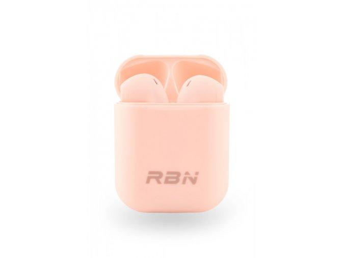 Bezdrátová sluchátka RUBICON Z10 SLURBN003 růžová
