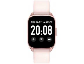 Chytré hodinky RUBICON RNCE42 růžová