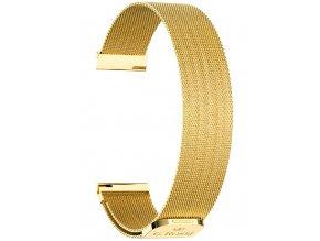 Náramek pro chytré hodinky G.Rossi zlatá GR18G