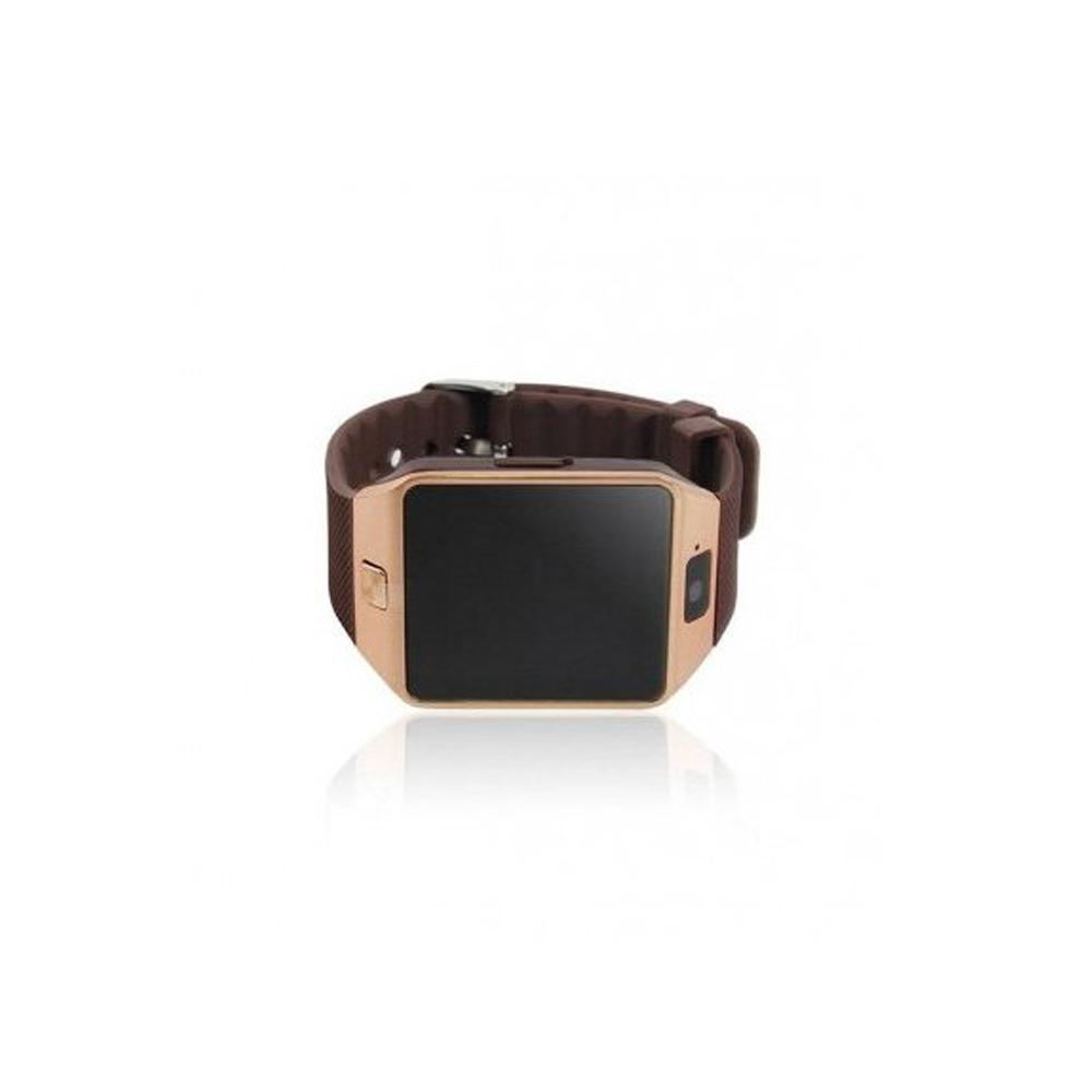 Erenbach Smartwatch DZ09 Barva: Stříbrná / Černá + zdarma Micro SD 8GB
