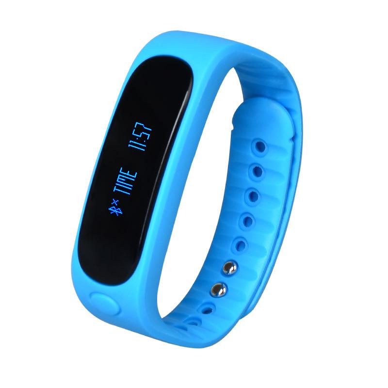 Smartings SmartBand E02 Barva: Modrá