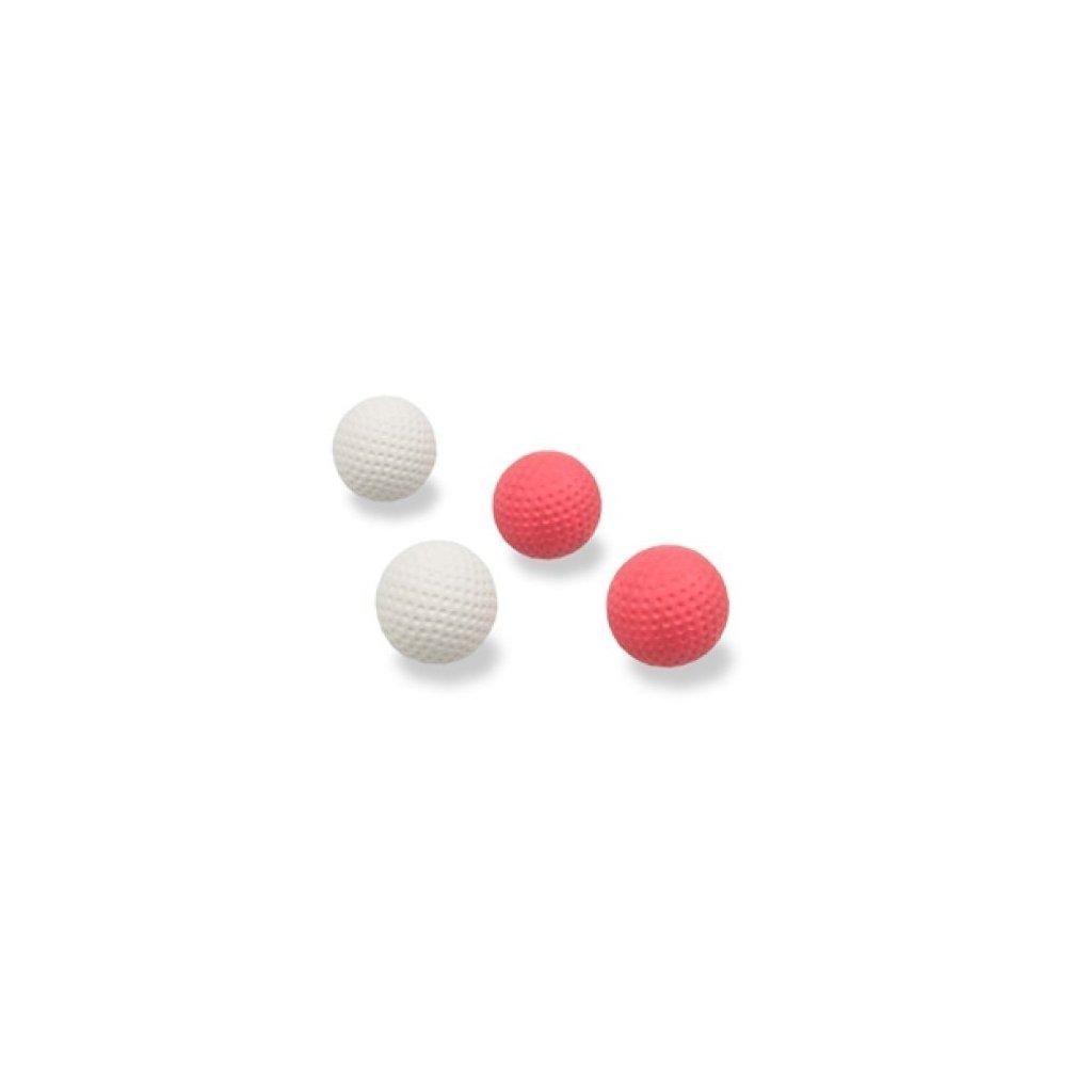 Minigolfové míčky 4 ks