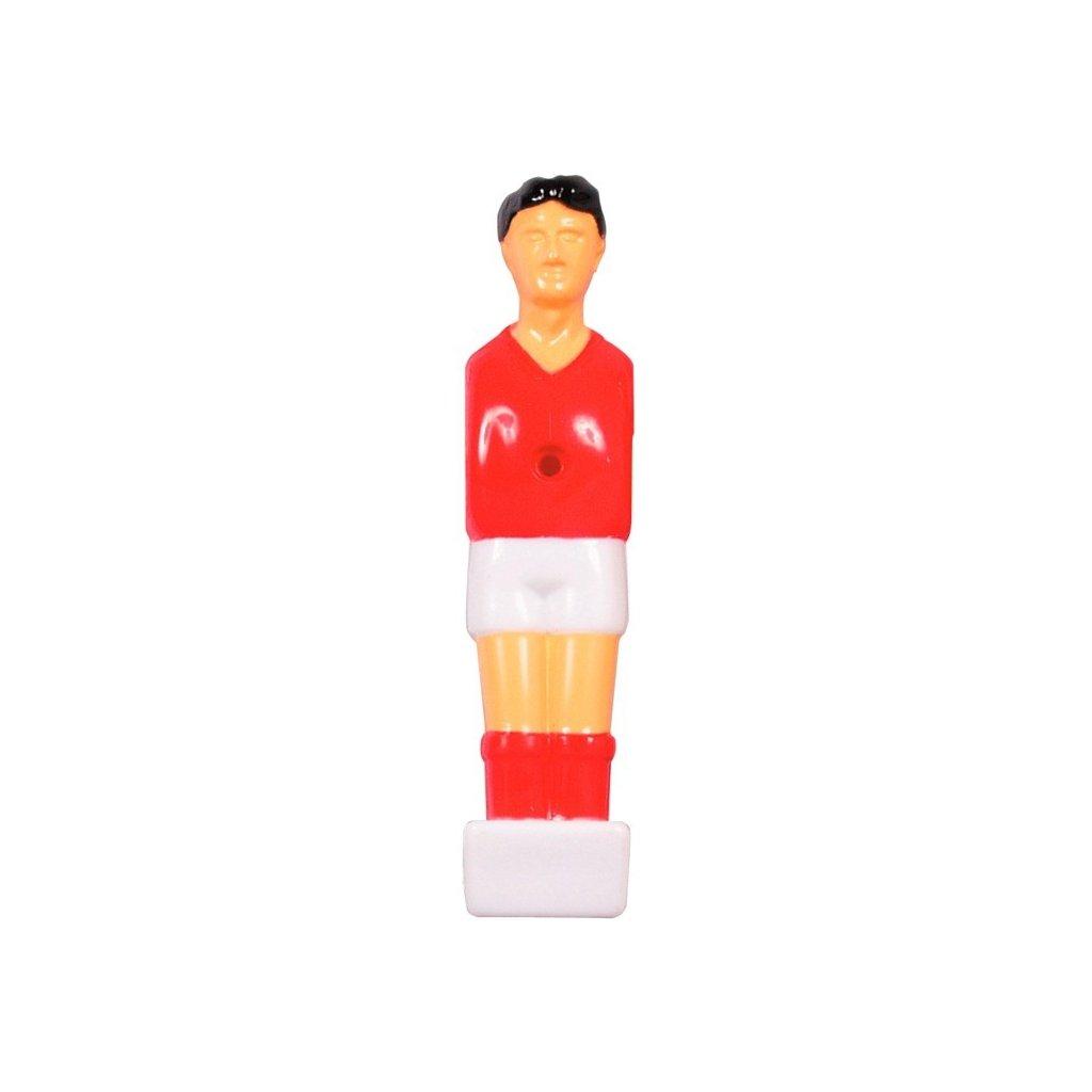 Hráč pro stolní fotbal 13mm bez rukou