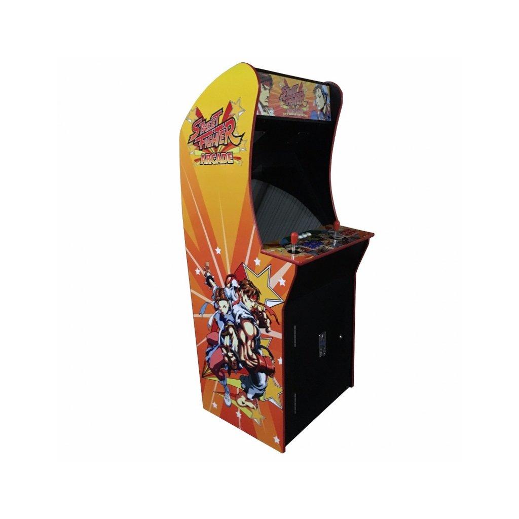 Zábavní automat Arcade game - René Pierre