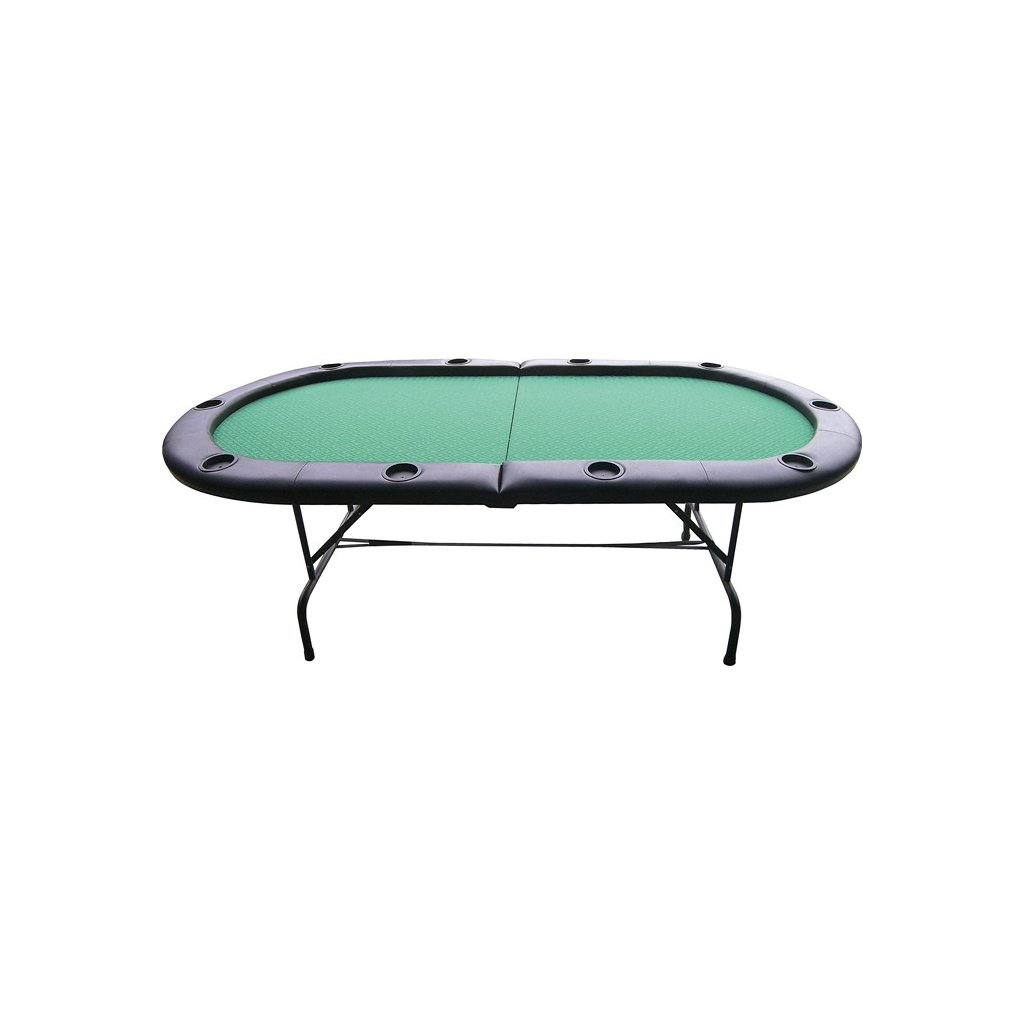 POKEROVÝ STŮL GAMBLER 210x105cm