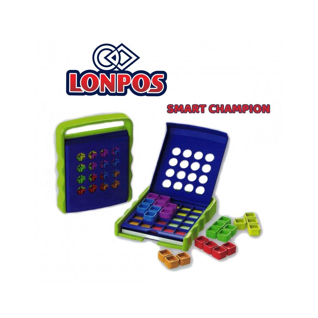 Prostorový hlavolam Lonpos Smart Champion - 060