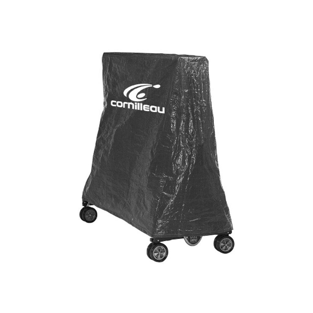 Krycí plachta Cornilleau Sport na stolní tenis šedá