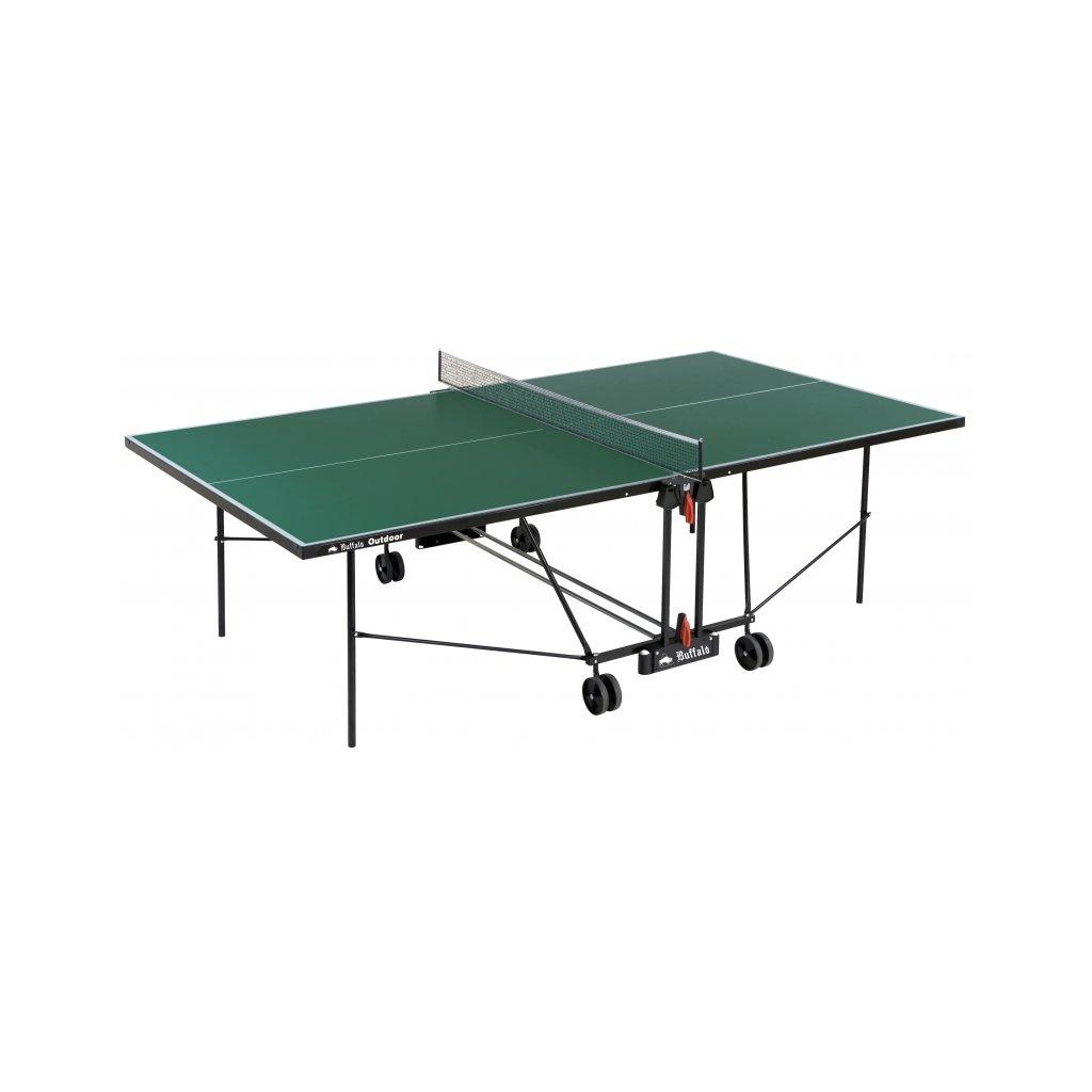 Stolní tenisový stůl Buffalo Inmotion Outdoor green