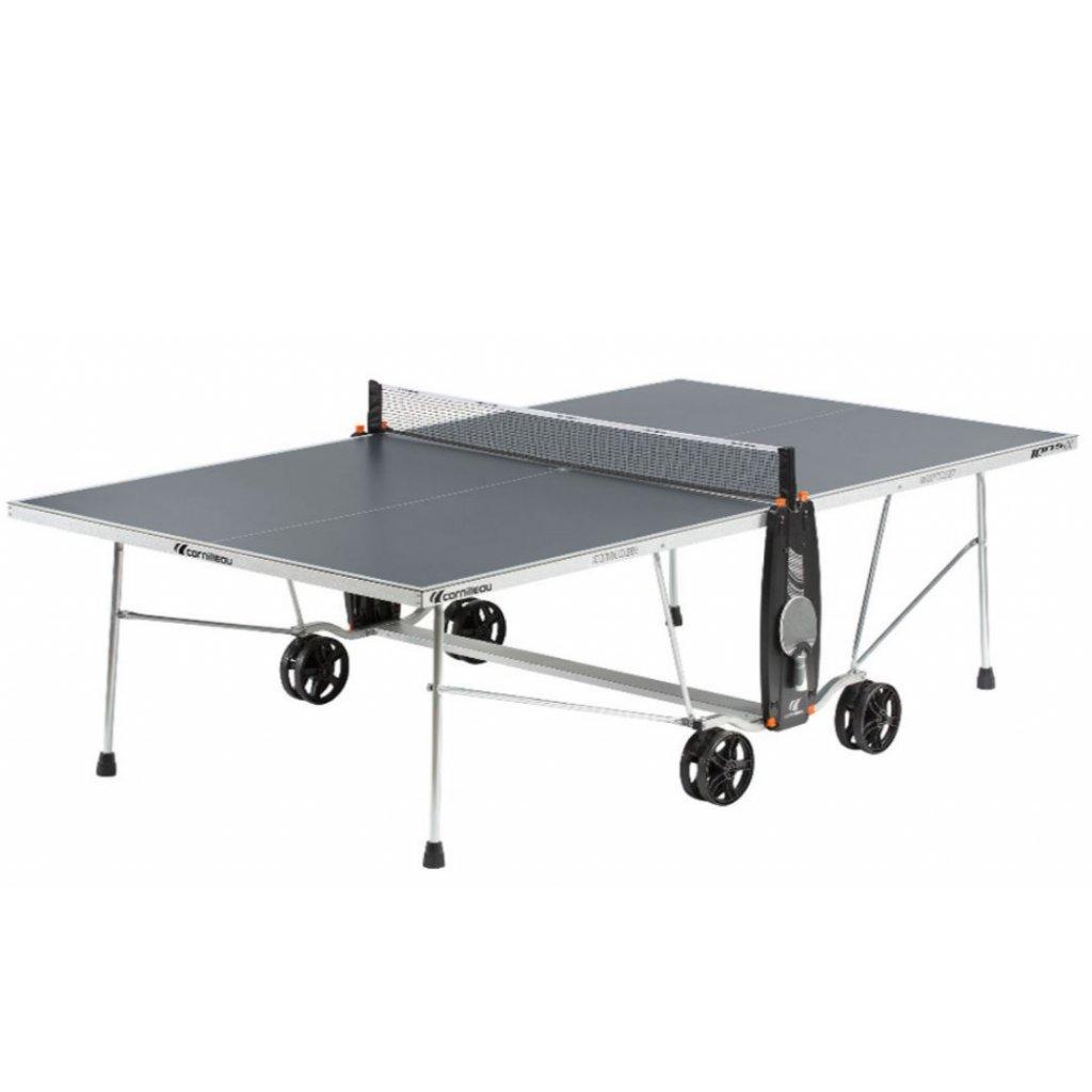 Stolní tenisový stůl Cornilleau 100 S Crossever gray outdoor