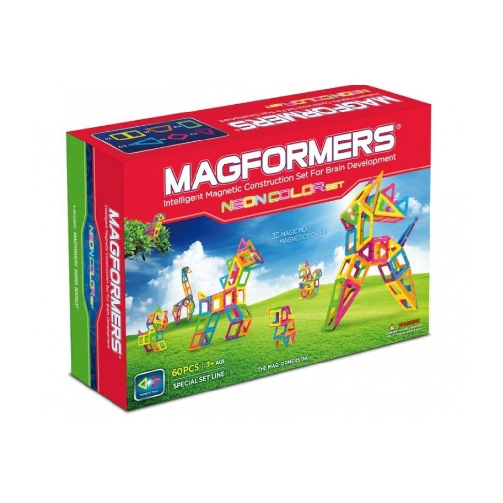 Magformers Neon-60