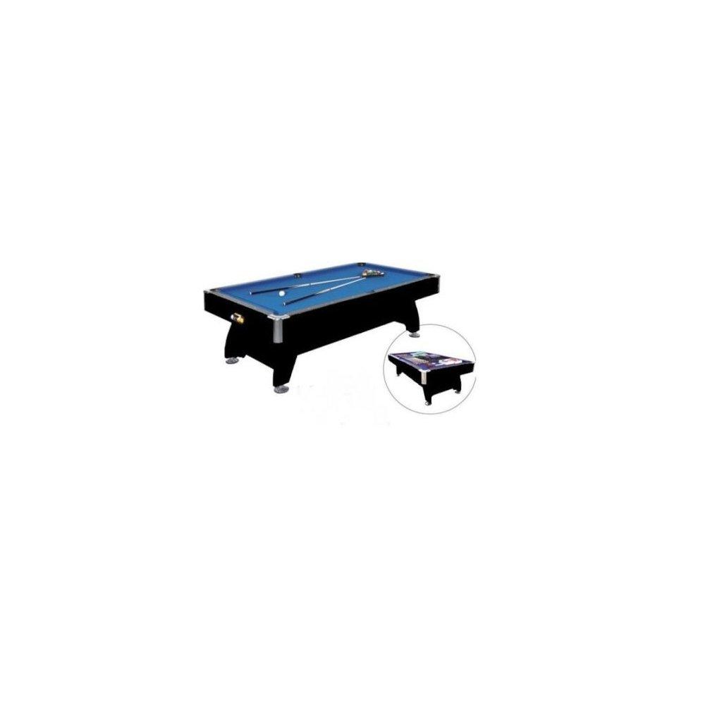 Kulečníkový stůl  Billiard Black Arsen 8ft