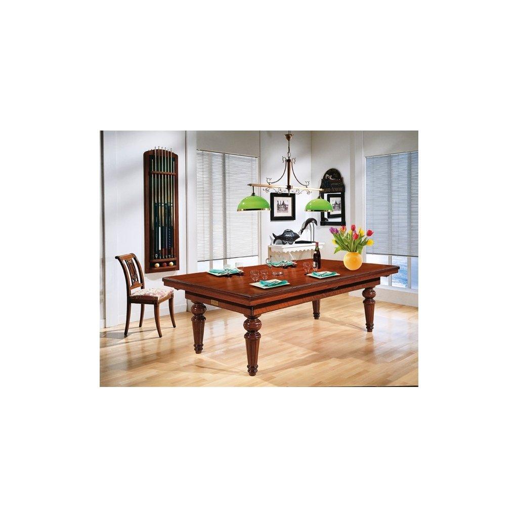 Kulečníkový stůl RENÉ PIERRE Carrousel +Krycí deska CARROUSEL René Pierre