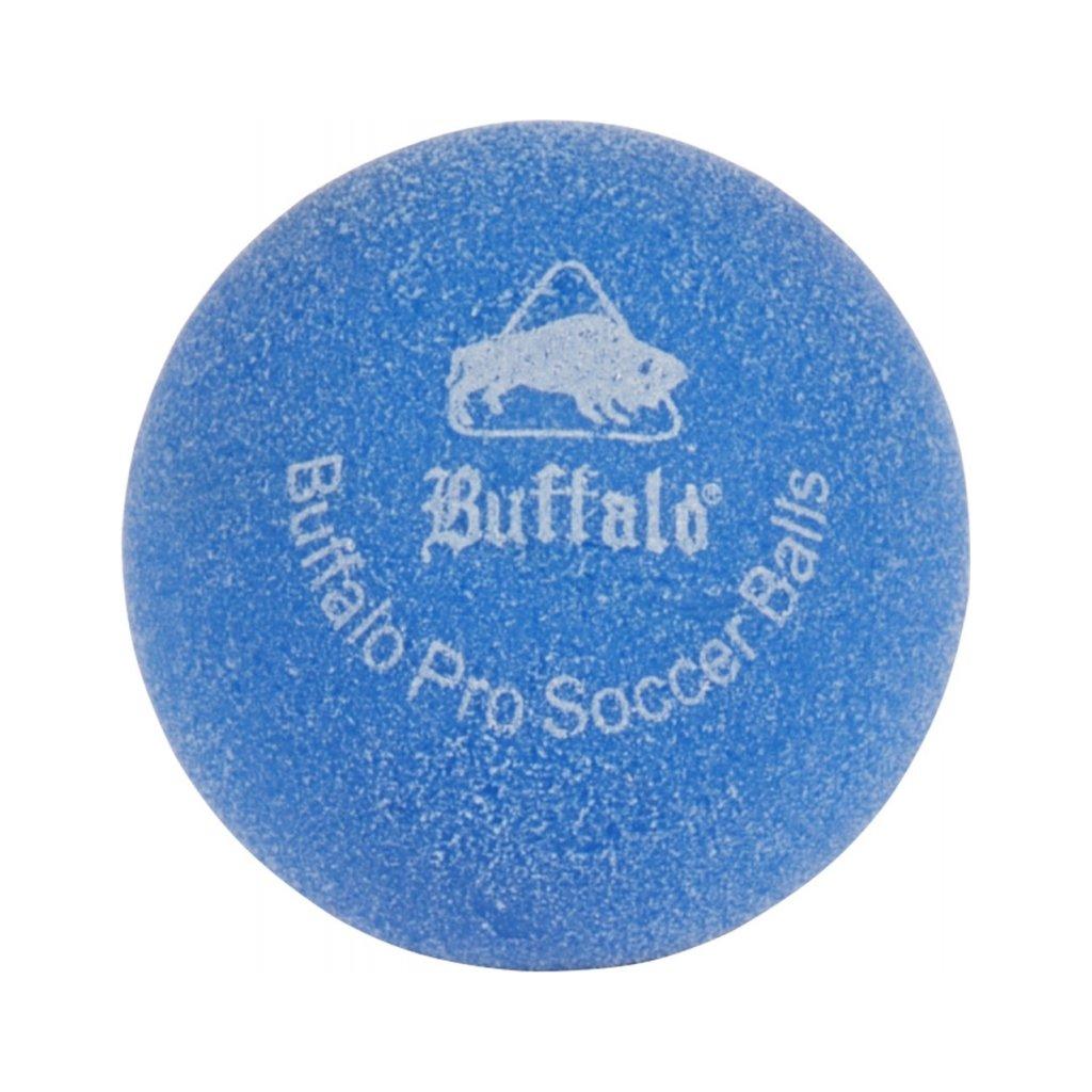Míček na stolní fotbal Buffalo Profi 6 ks modré