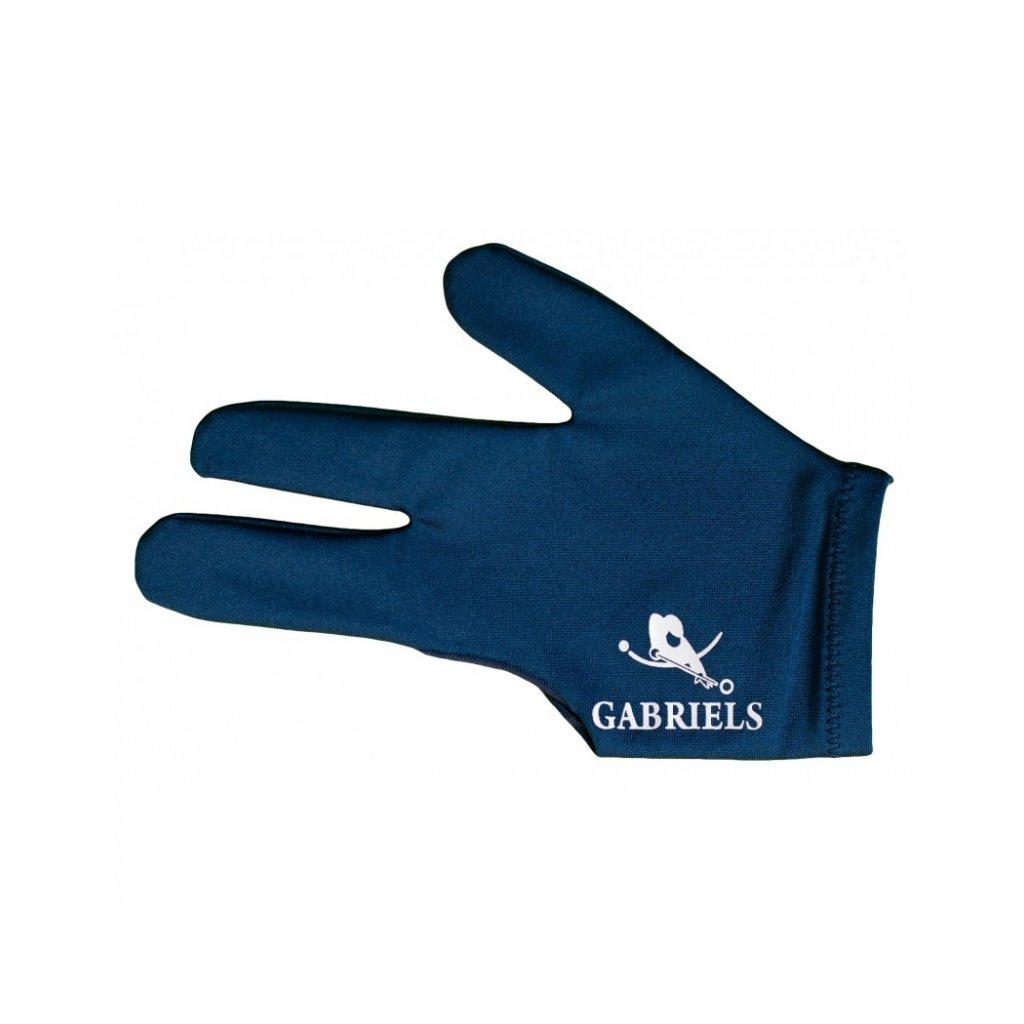 Rukavice Gabriels S/M/L Tmavě modrá