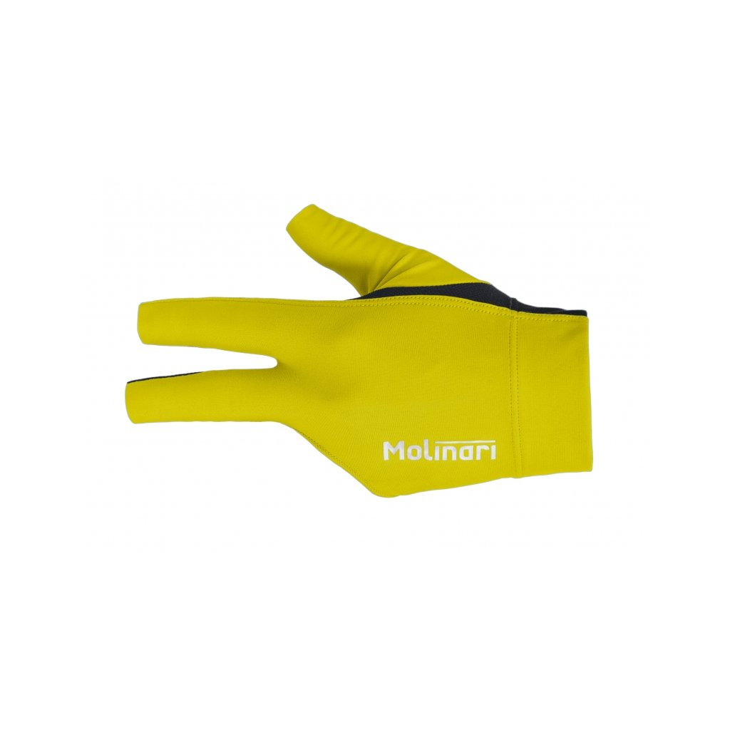 Rukavička Molinari Yellow