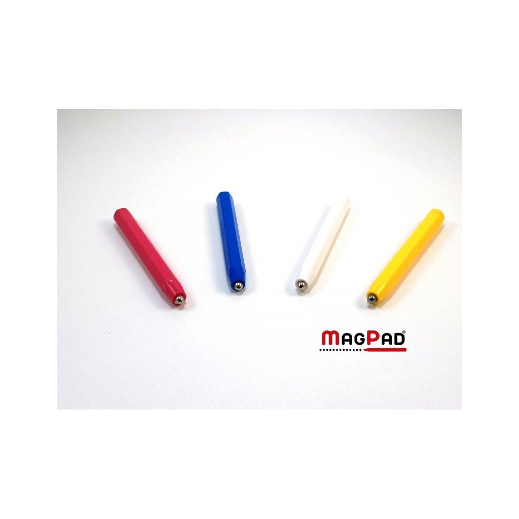 Náhradní díl pro Magpady - magnetické pero, Barva Bílá