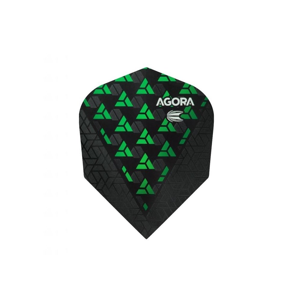 Letky Agora Ghost+Green NO6