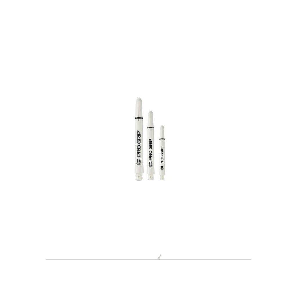 Násadky Pro - Grip White Short 34 mm