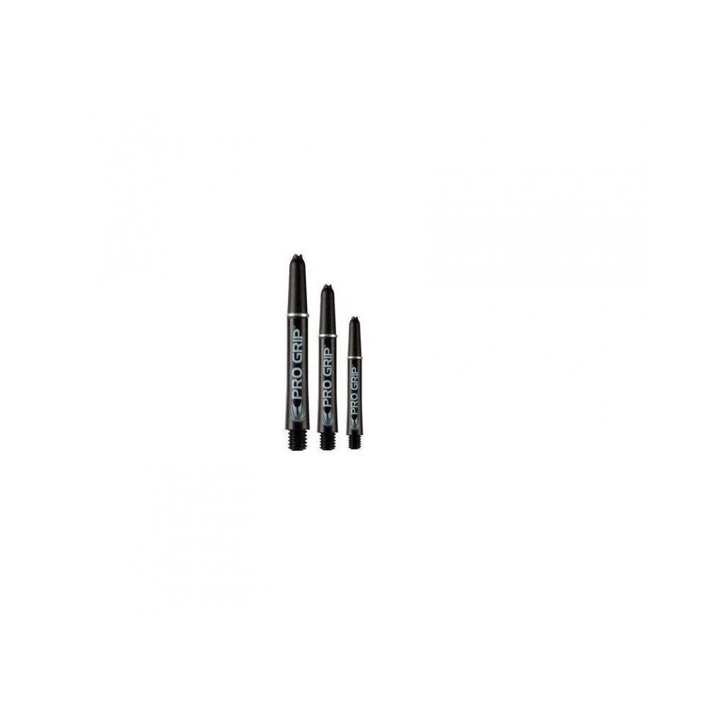 Násadky Pro - Grip Black, Velikost Medium 48mm