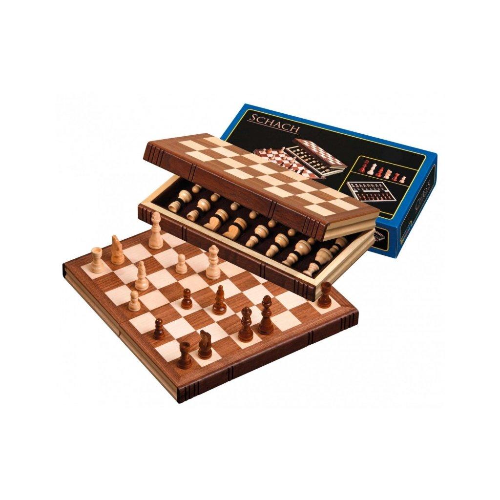 Šachy cestovní Philos 30 cm PHILOS