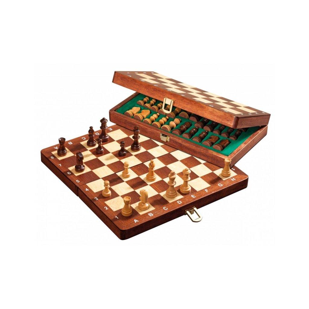 Šachy Deluxe Magnetic Philos PHILOS