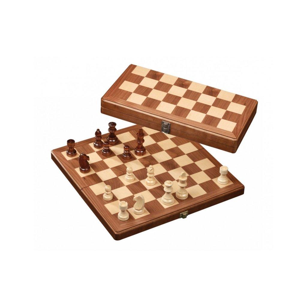 Šachy v kazetě Philos 38x38 cm PHILOS