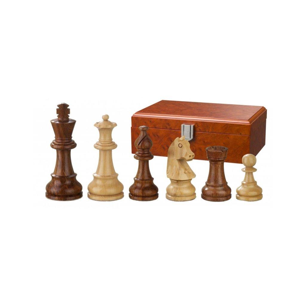 Šachové figury Sigismund 83 mm PHILOS