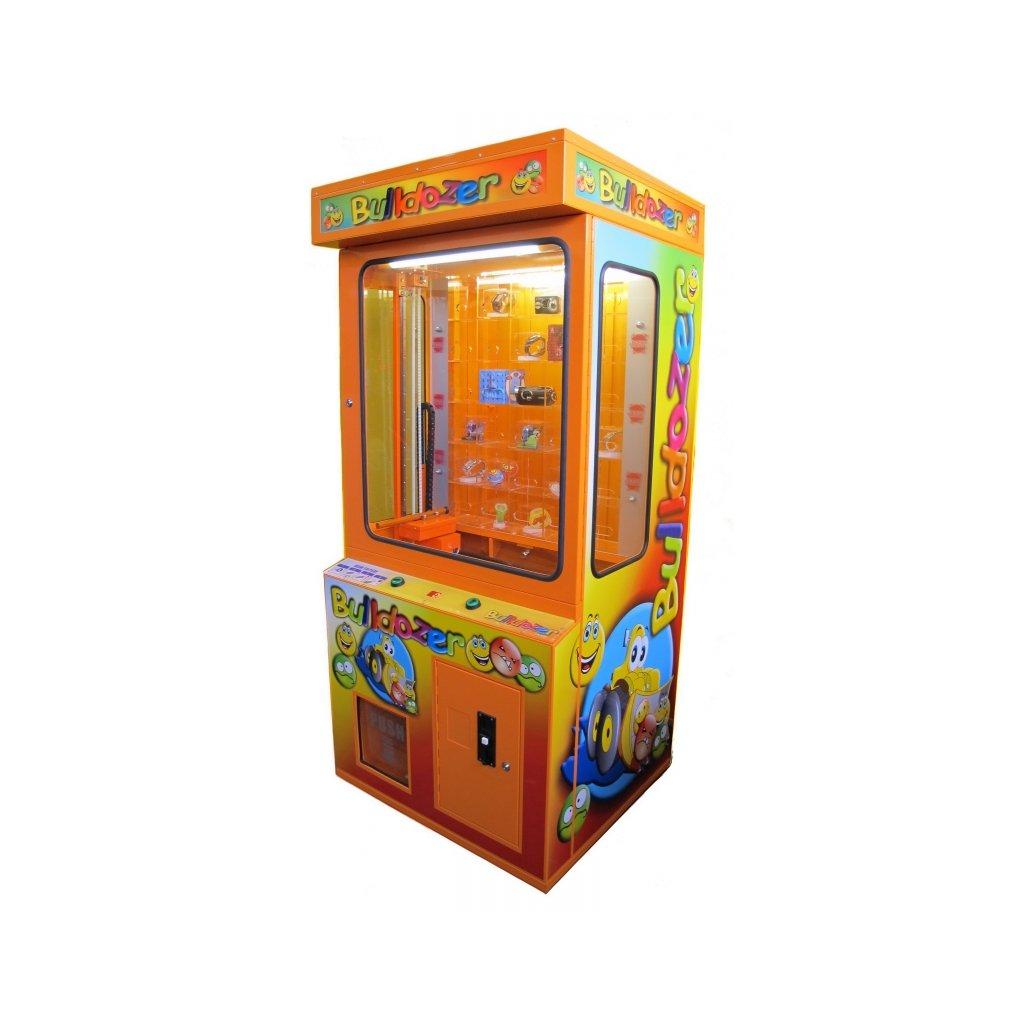 Zábavní automat Bulldozer