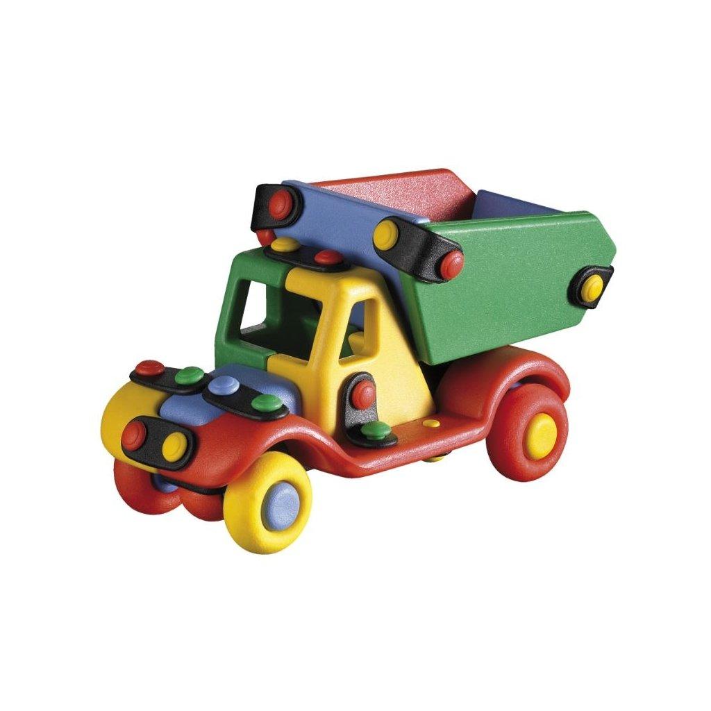 Micomic stavebnice Malý náklaďák sklápěč