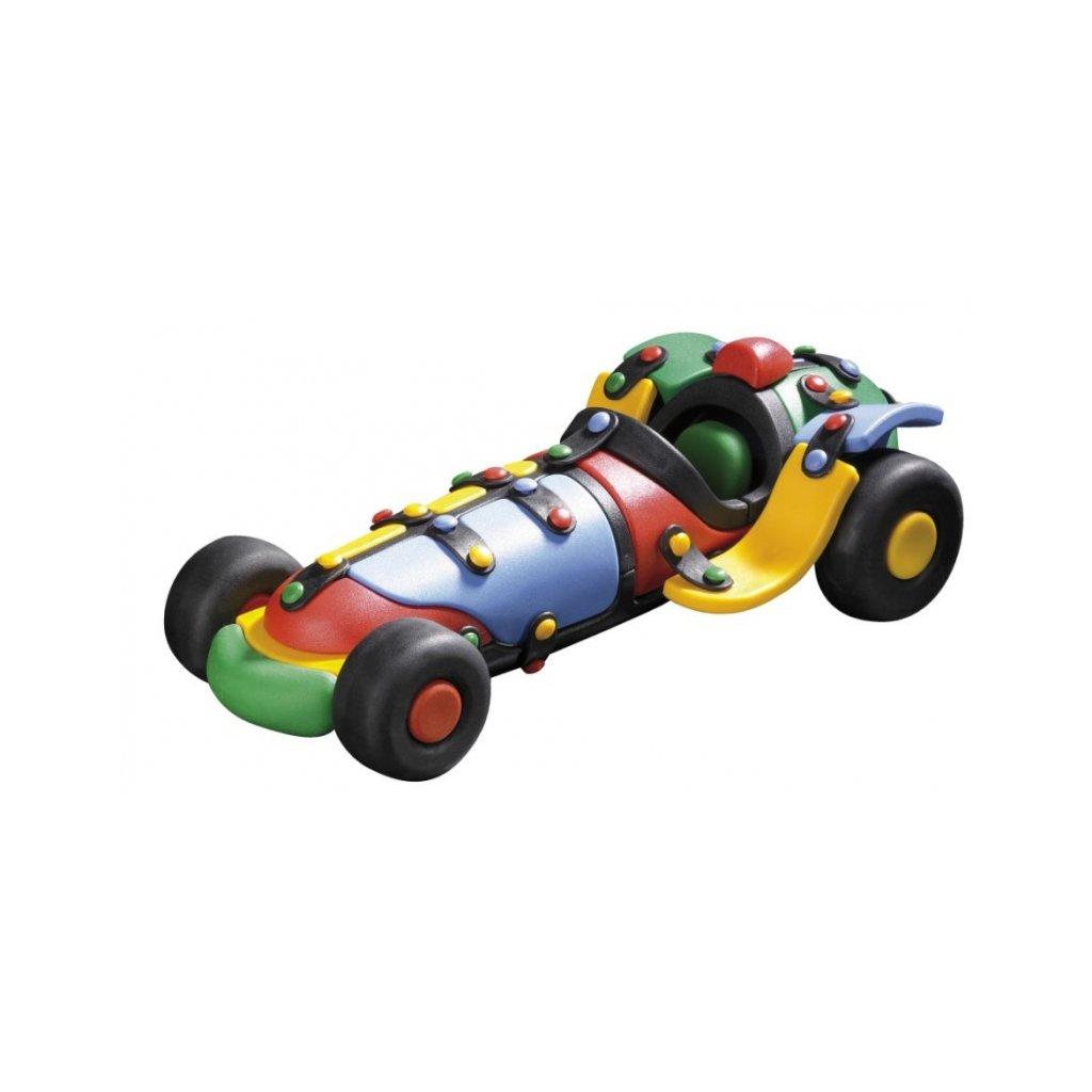 Micomic stavebnice Sportovní auto