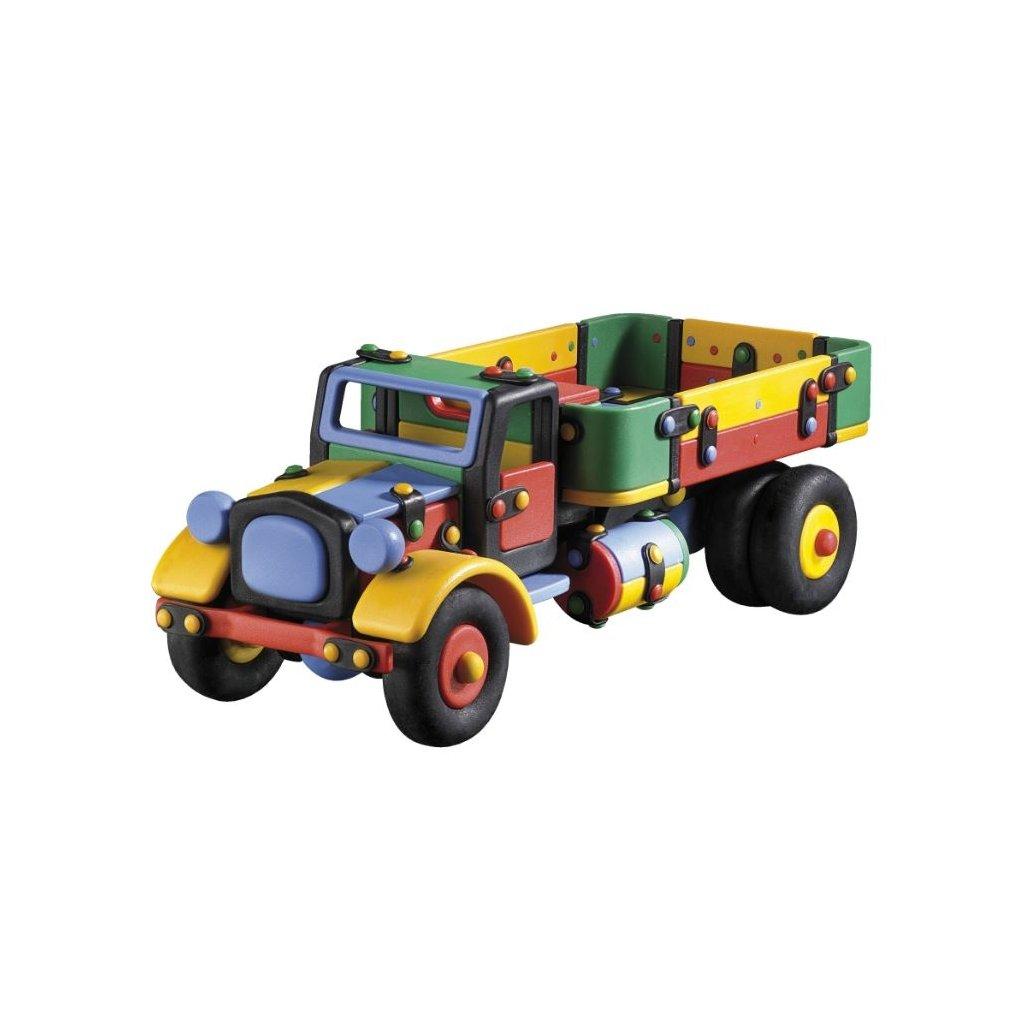 Micomic stavebnice Velký náklaďák