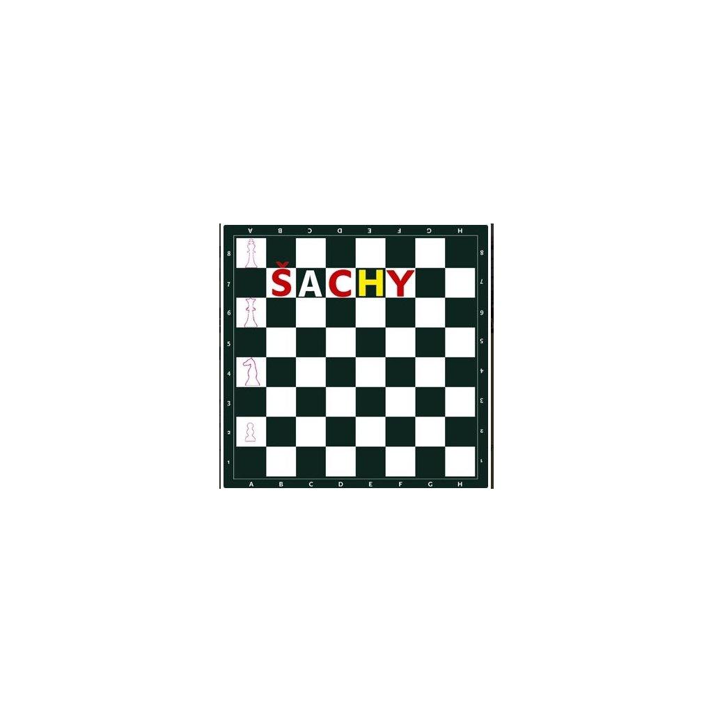 Michael Powell: Šachy pro začátečníky kniha + magnetické šachy včetně šachovnice