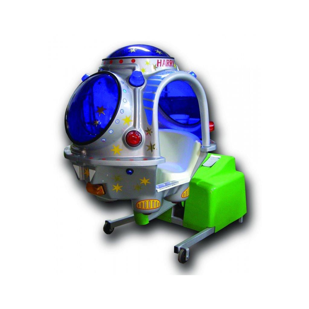 Houpací dětský automat Ufo