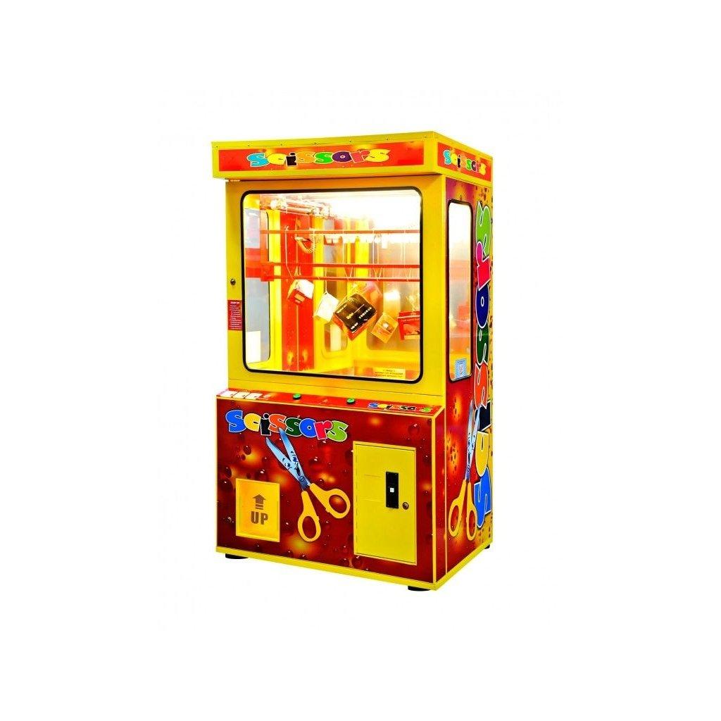 Zábavní automat SCISSORS