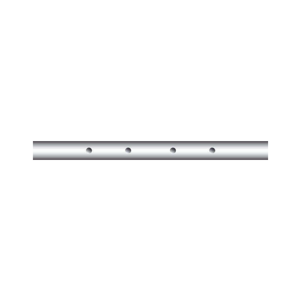 Náhradní tyč 4 dírky délka 68 cm