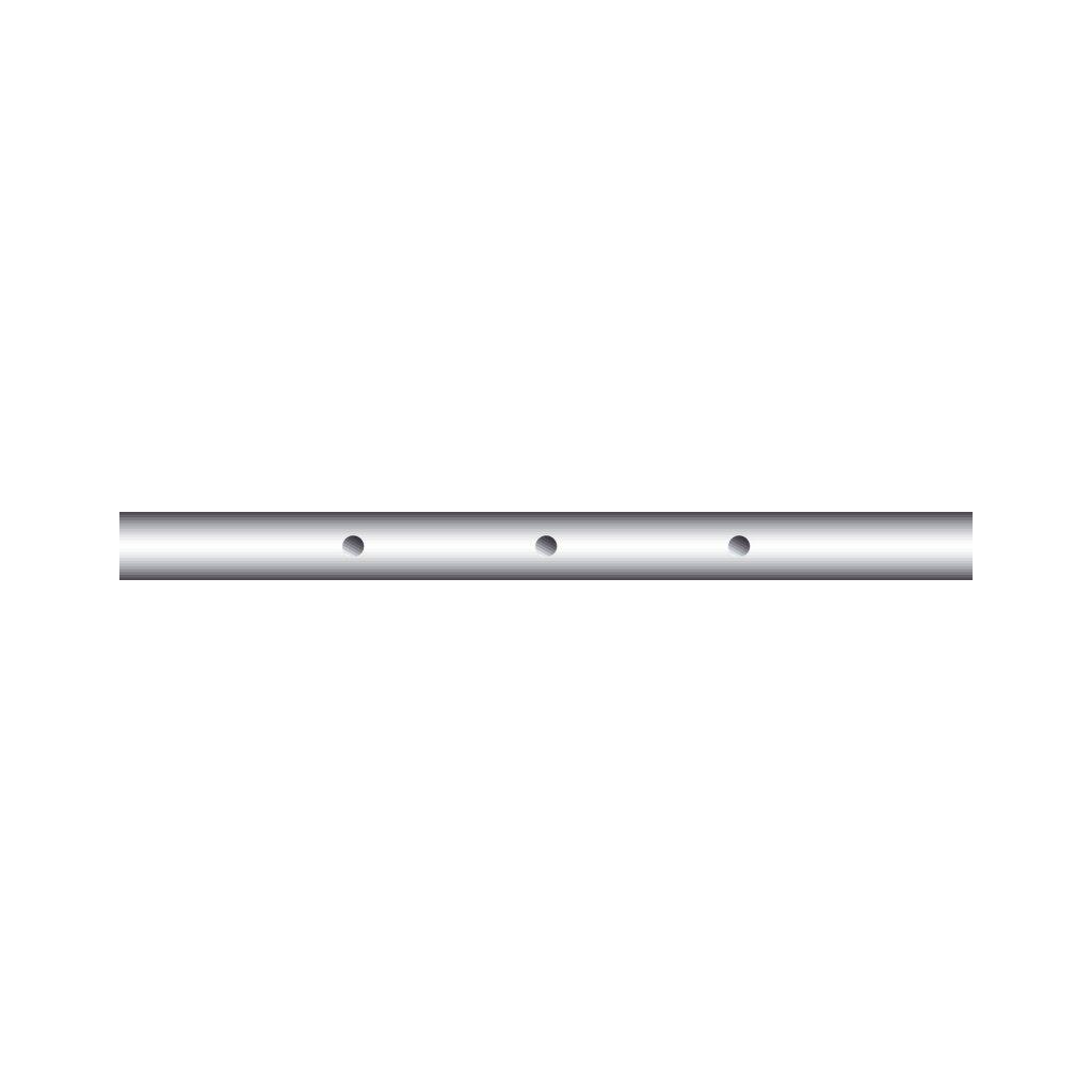Náhradní tyč 3 dírky délka 90 cm