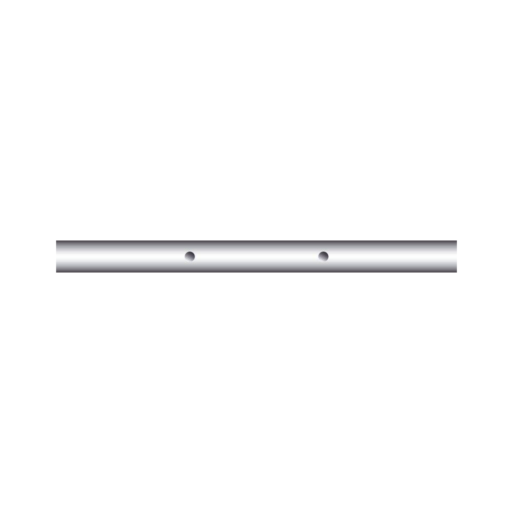 Náhradní tyč 2 dírky délka 100 cm