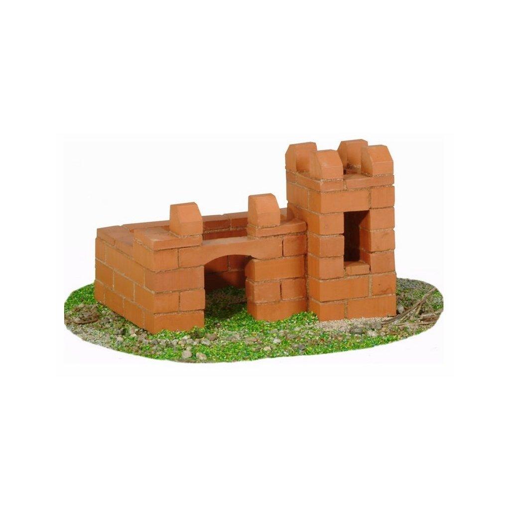 Teifoc stavebnice Pevnost Margarita 4000