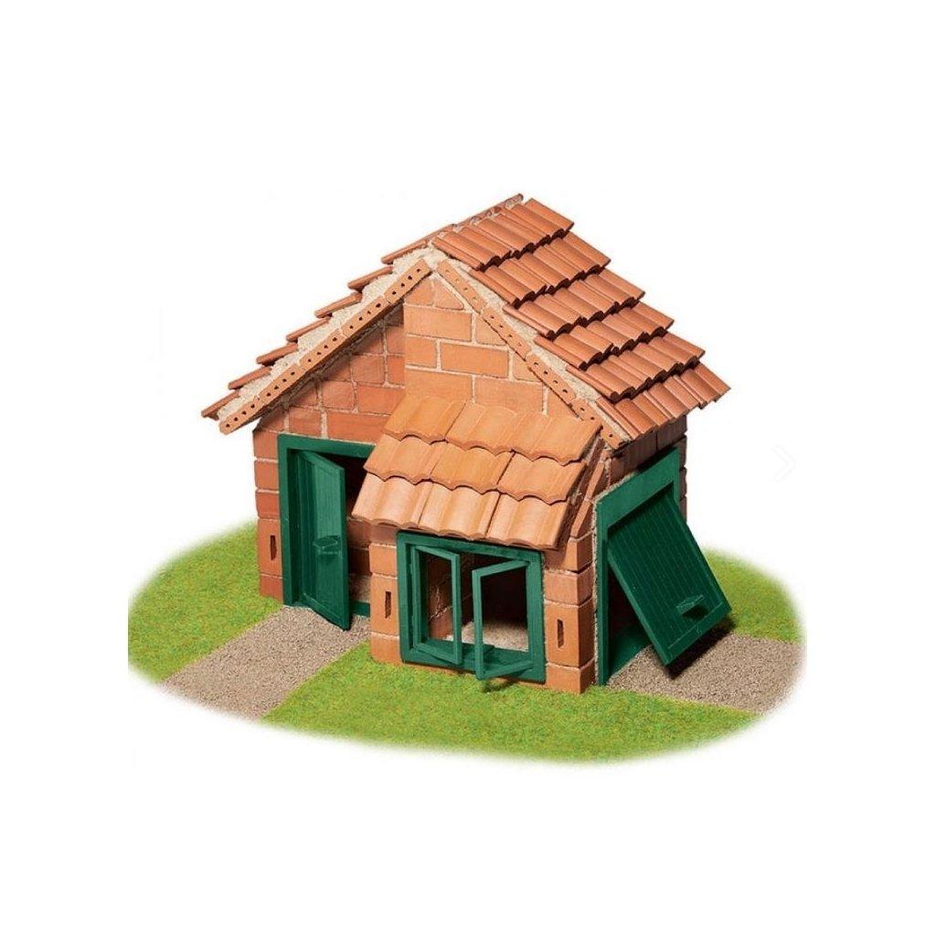 Teifoc stavebnice Domek Albert 4210