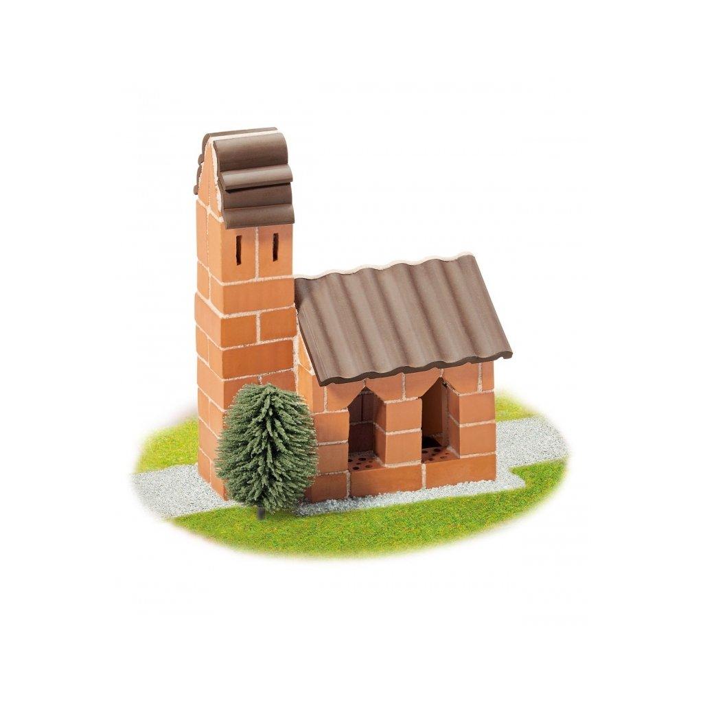 Teifoc stavebnice Kostel 4050