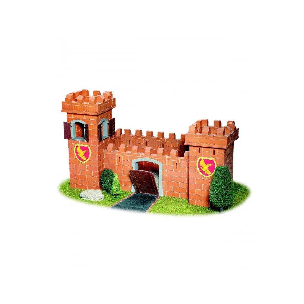 Teifoc stavebnice Rytířský hrad 3600