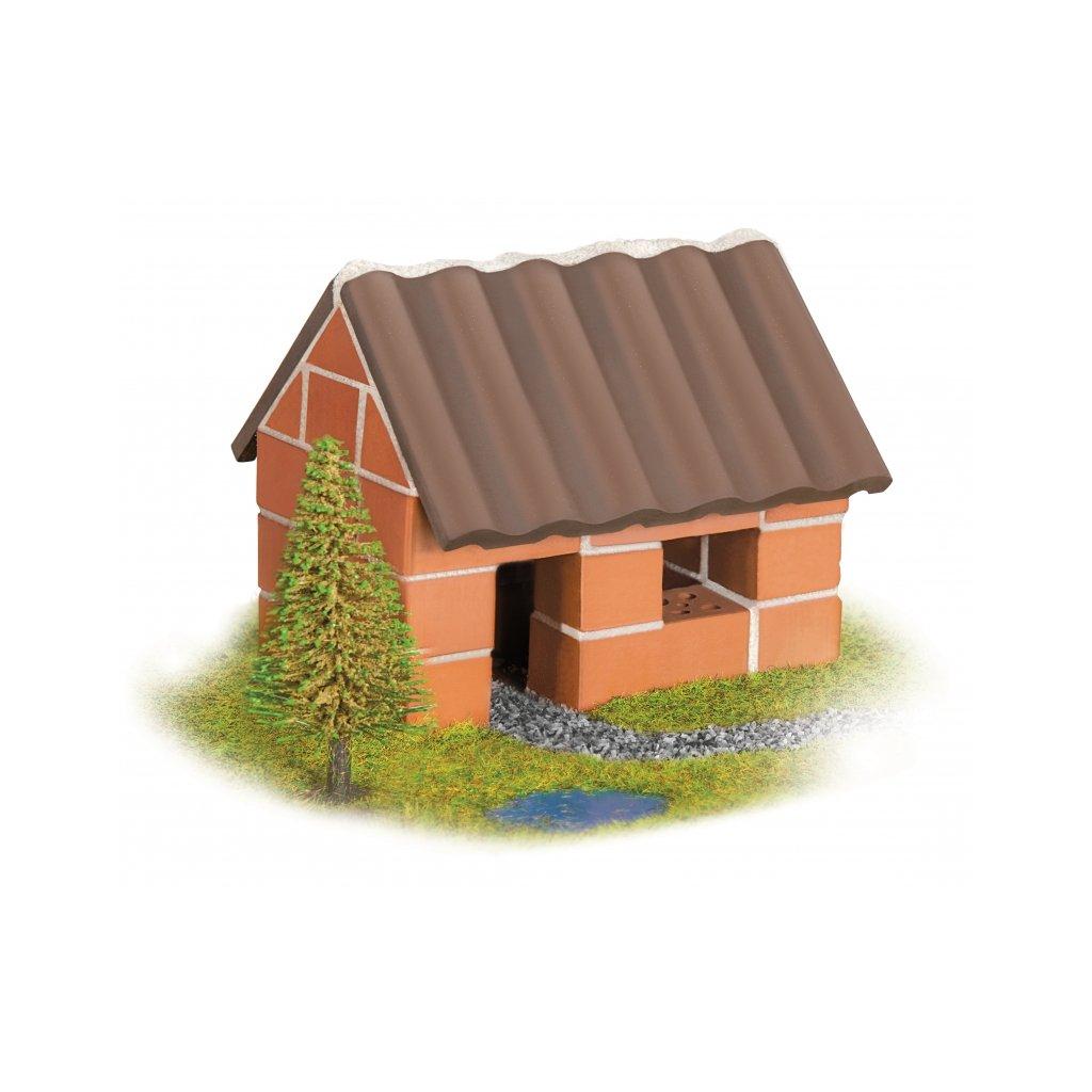 Teifoc stavebnice Malý domek 1024