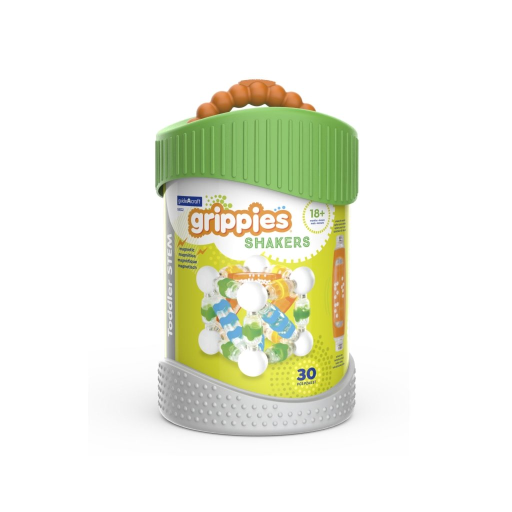 Grippies® Shakers - 30 dílů