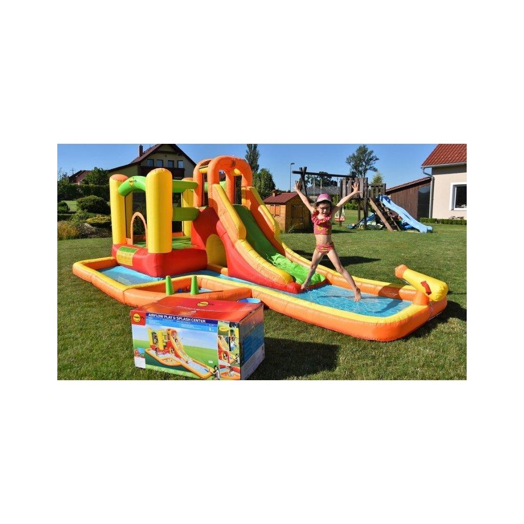 Happy hop Vodní Aqua park Play centrum