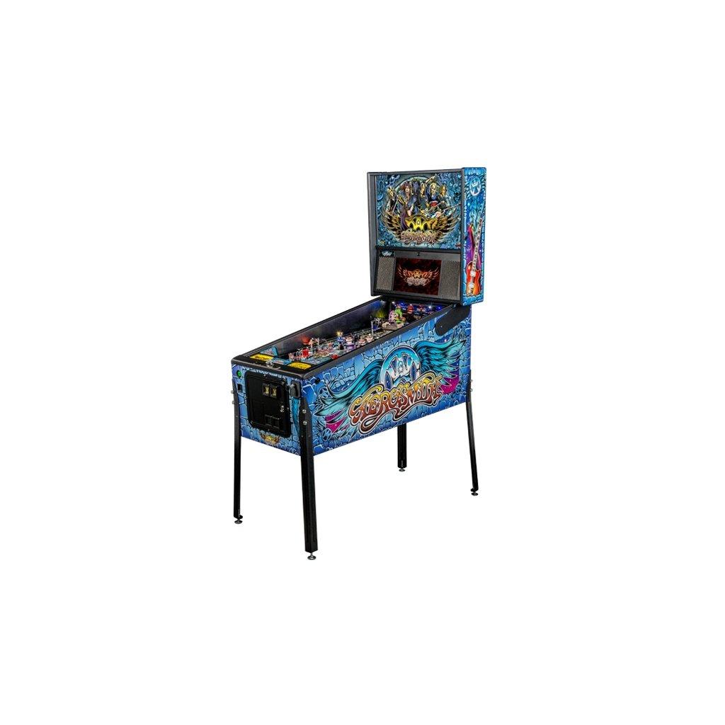 Flipper Pinballs Aerosmith Pro