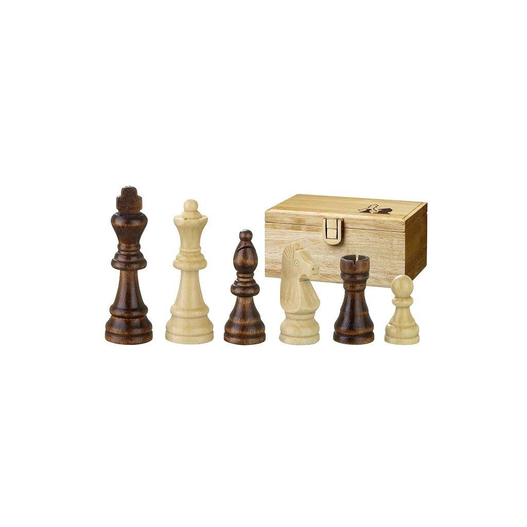 Šachové figury Philos Remus 76 mm