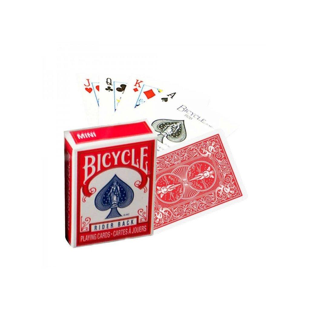 Bicycle Mini, Barva Červená