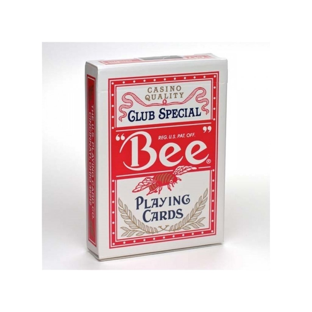 Bee Standard Index Red