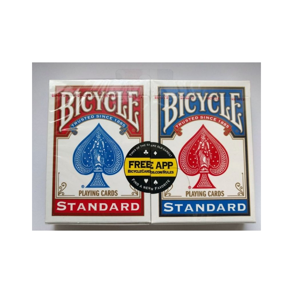 Bicycle Rider Back International Std. Index ( 2 pack )